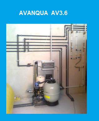 Recuperador de agua residual